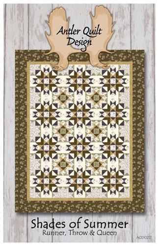 Antler Quilt Design Jubilee