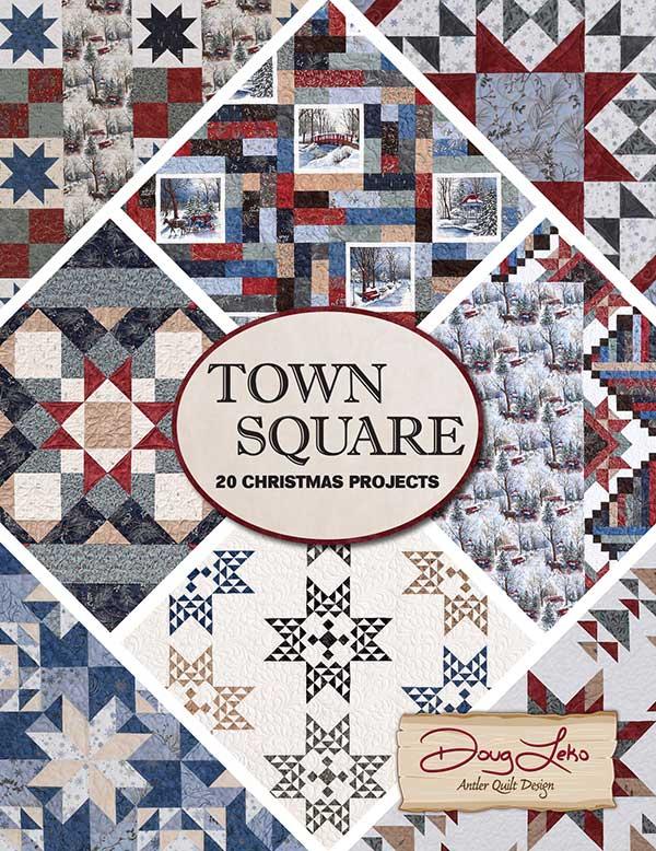 Antler Quilt Designs  Town Square