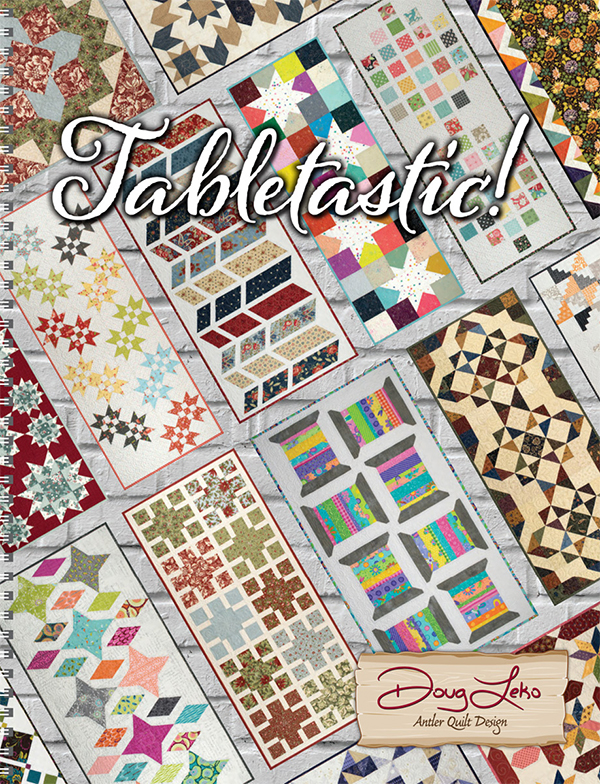 Tabletastic: Table Runner & Topper Patterns