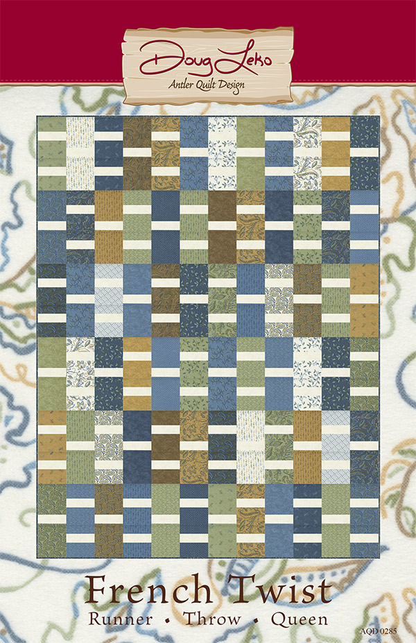 French Twist Flannel Kit