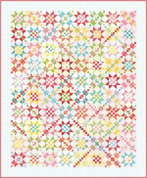 Inheritance Quilt Pattern