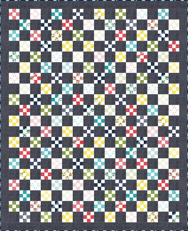Secret Keeper Pattern - Prairie Grass Patterns