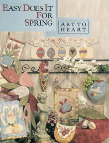 Easy Does It For Spring - Art to Heart - 520B