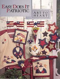 Easy Does It Patriotic - Art to Heart - 524B