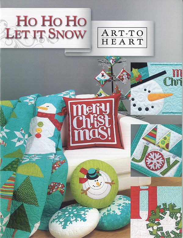 Ho Ho Ho Let It Snow, Nancy Halvorsen
