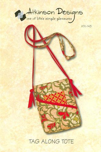 Atkinson Designs Tag Along Tote pattern