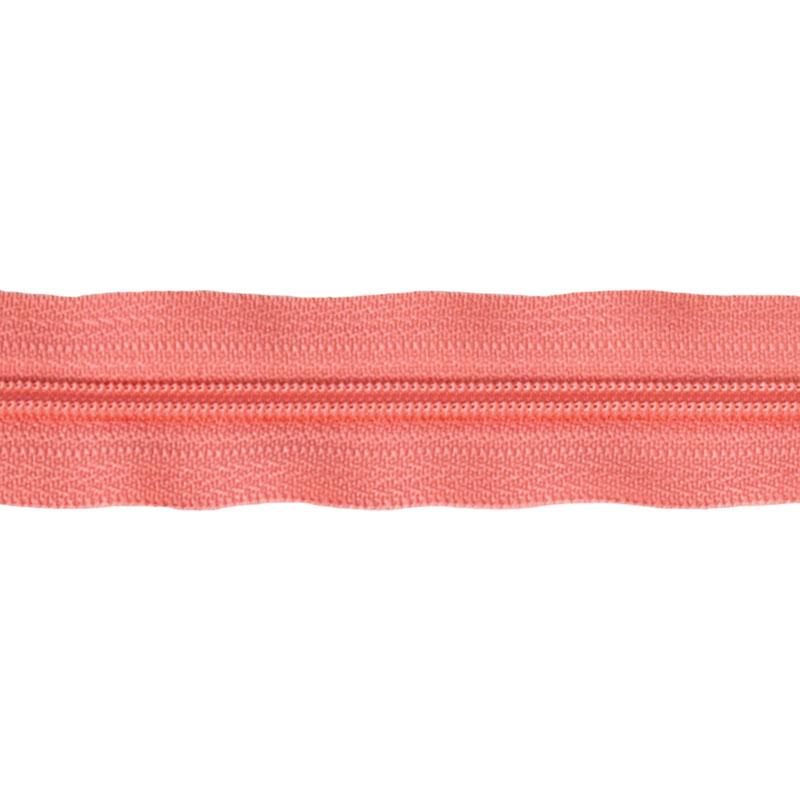 Zipper 14 Pink Frosting