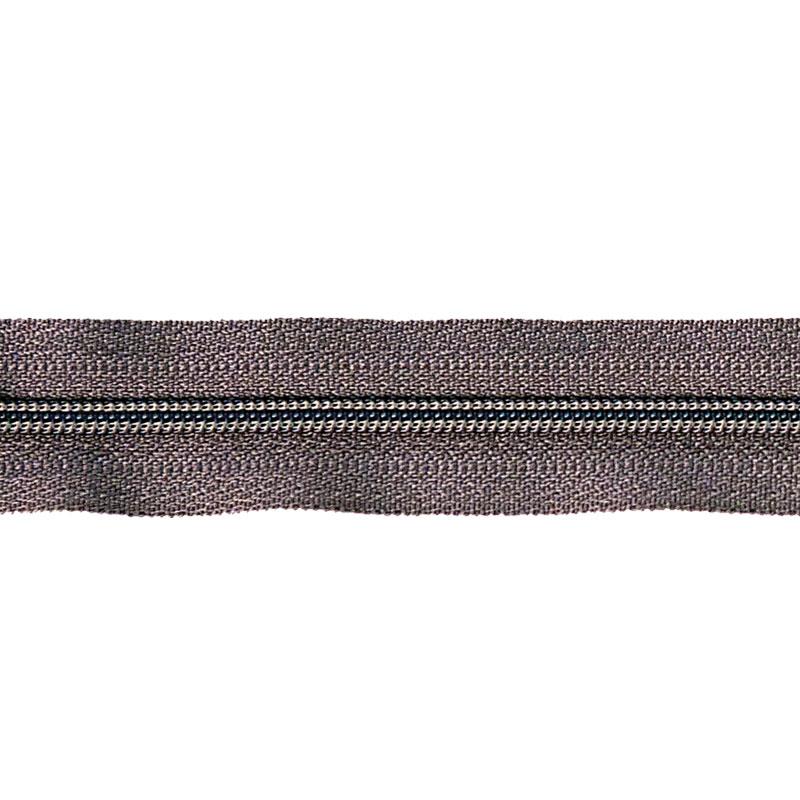Zipper Charcoal