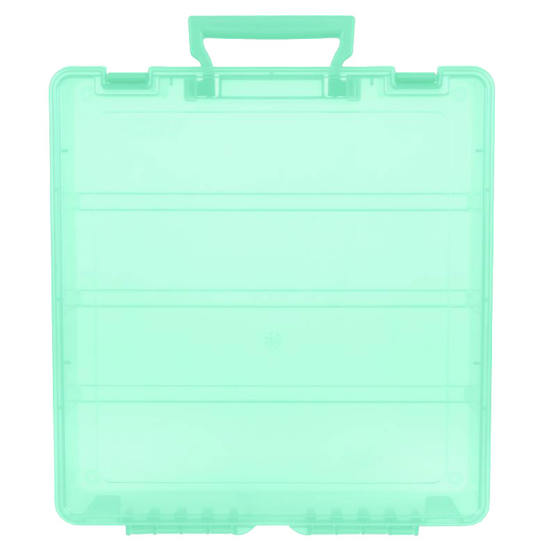Super Satchel 1 Cmprt Aqua