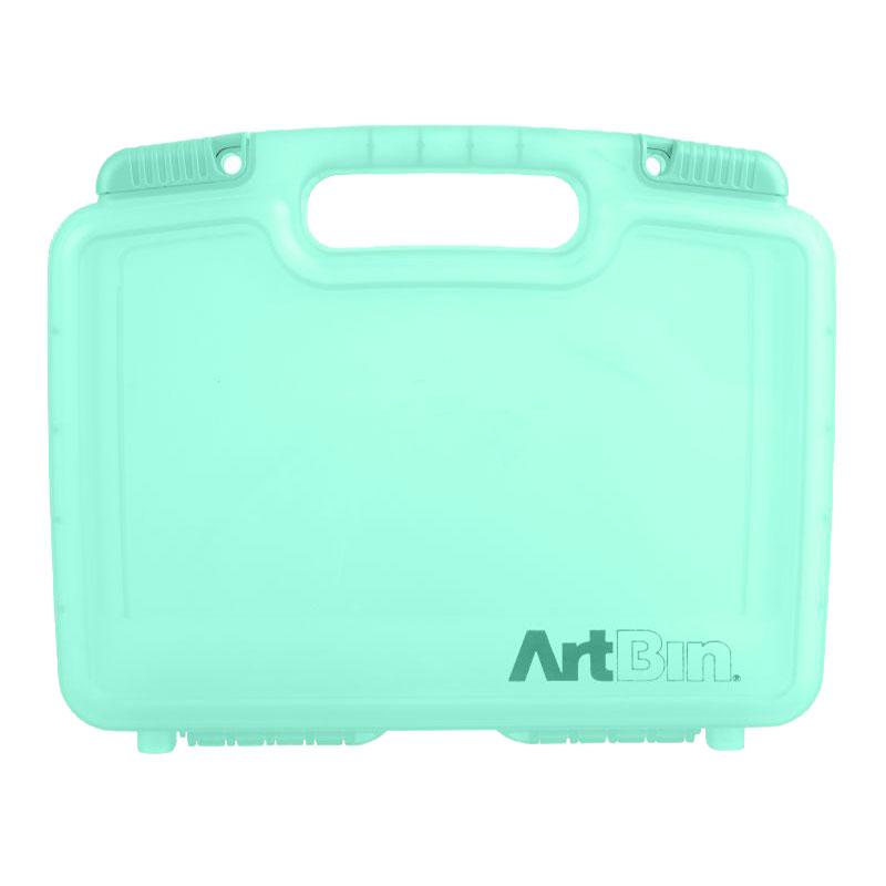 *Quick View Carry Case 12 Aqua