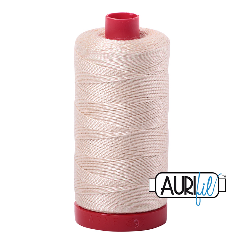 Cotton Mako Thread 12wt 350m 2000