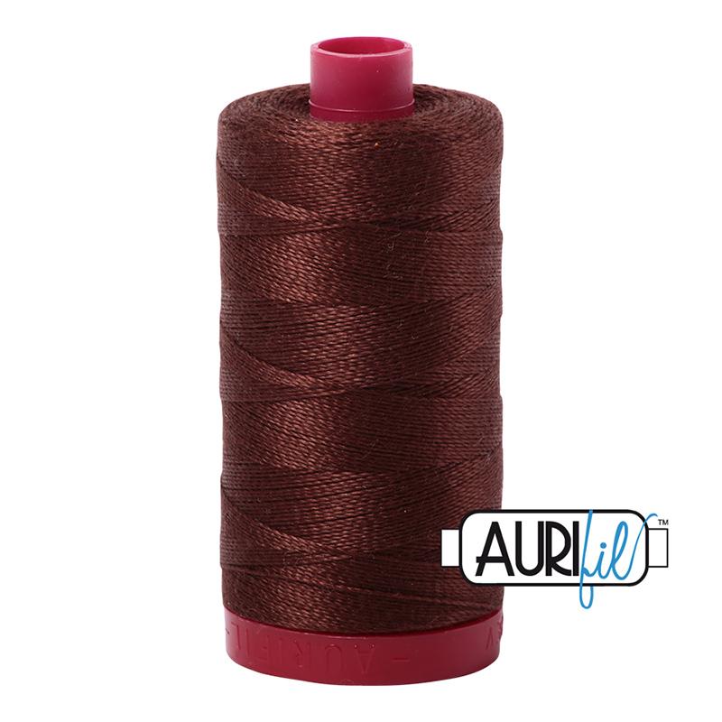 Aurifil - Cotton Mako Thread 12wt 350m