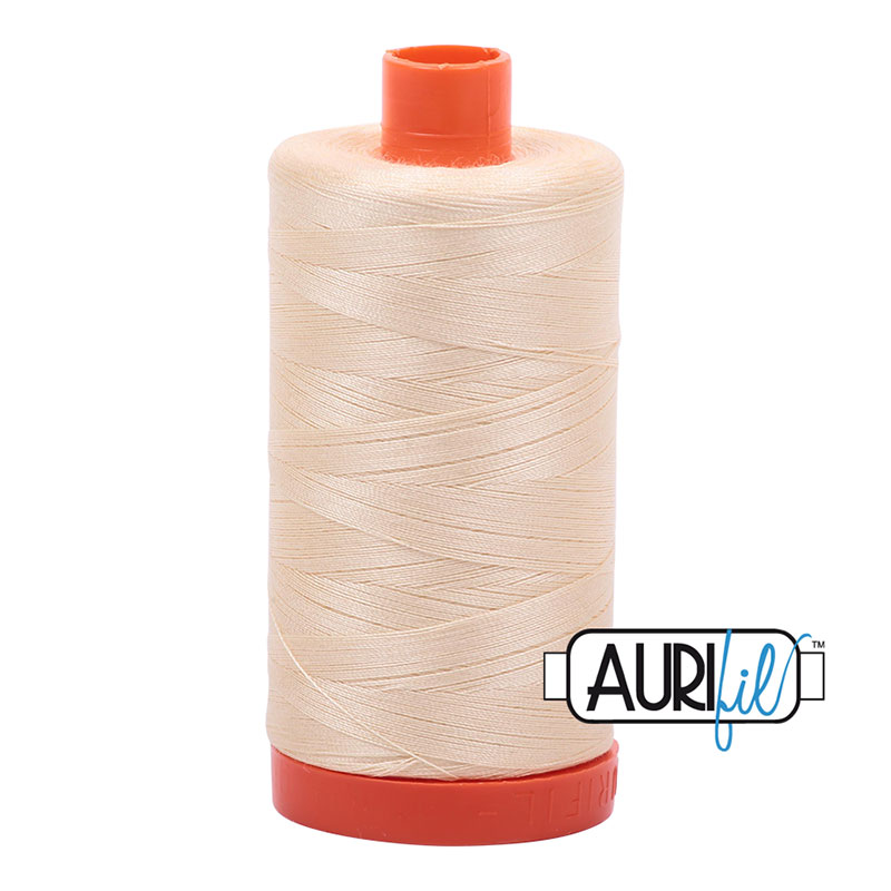 Cotton Mako Thread 50wt 1300m