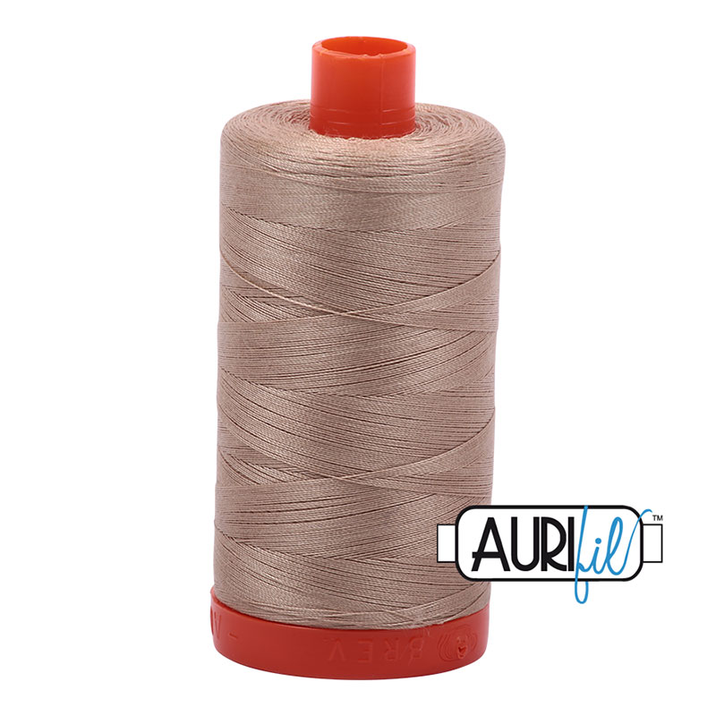 *Cotton Mako Thread 50wt 1300m 2326