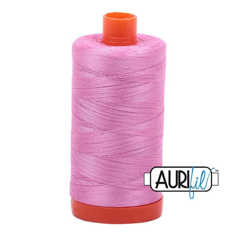 Aurifil 2479 Large Spool Thread 50wt 1300m Medium Orchid