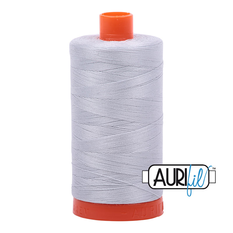 Cotton Mako Thread 50wt 1300m 2600 - DOVE