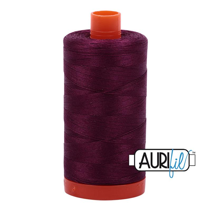 Aurifil 4030 Cotton Mako Thread 50wt 1300m