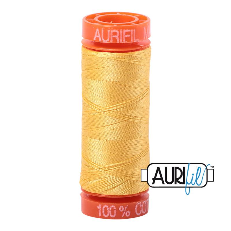 Aurifil - 1135 Pale Yellow