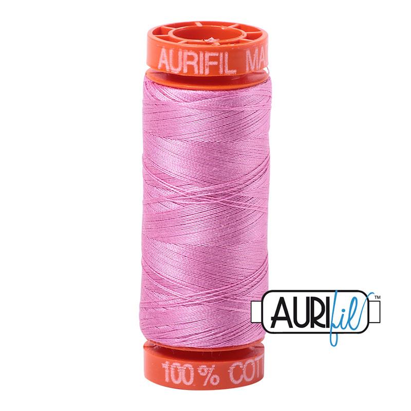 Aurifil Mako Cotton Thread 50wt 220yds - Medium Orchard 2423