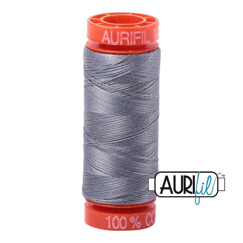 Aurifil 2605 MINI 50wt - Slate