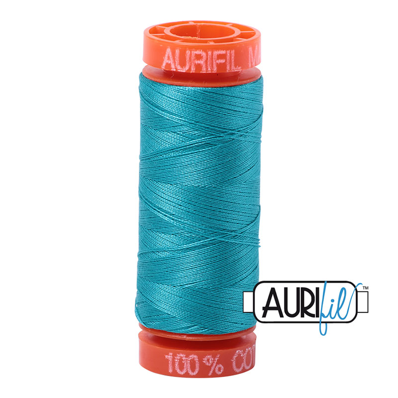 Aurifil - 2810 Turquoise