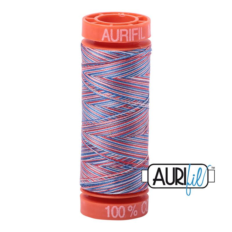 Aurifil Mako Cotton Thread 50wt 220yds - Liberty 3852