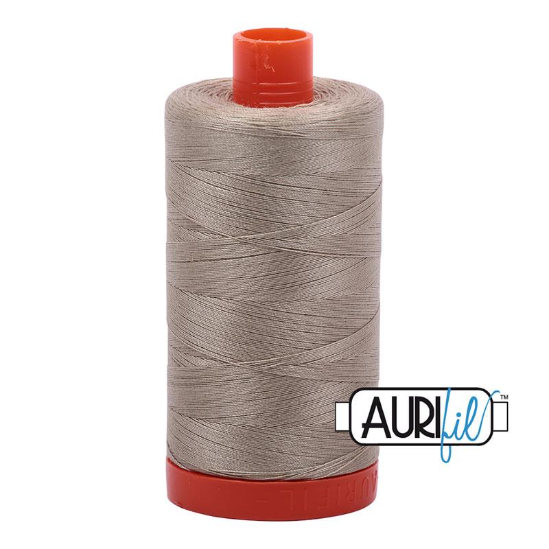 Cotton Mako Thread 50wt 1300m