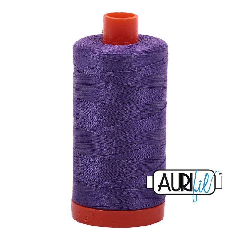 Cotton Mako Thread 50wt 1300m dusty lavender