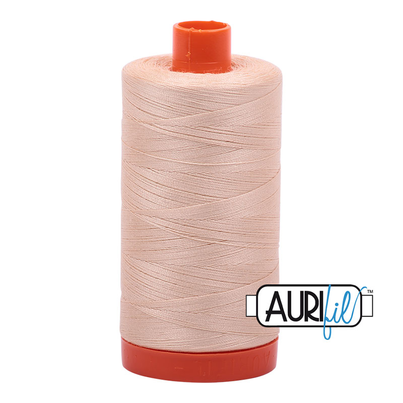 *Cotton Mako Thread 50wt 1300m 2315