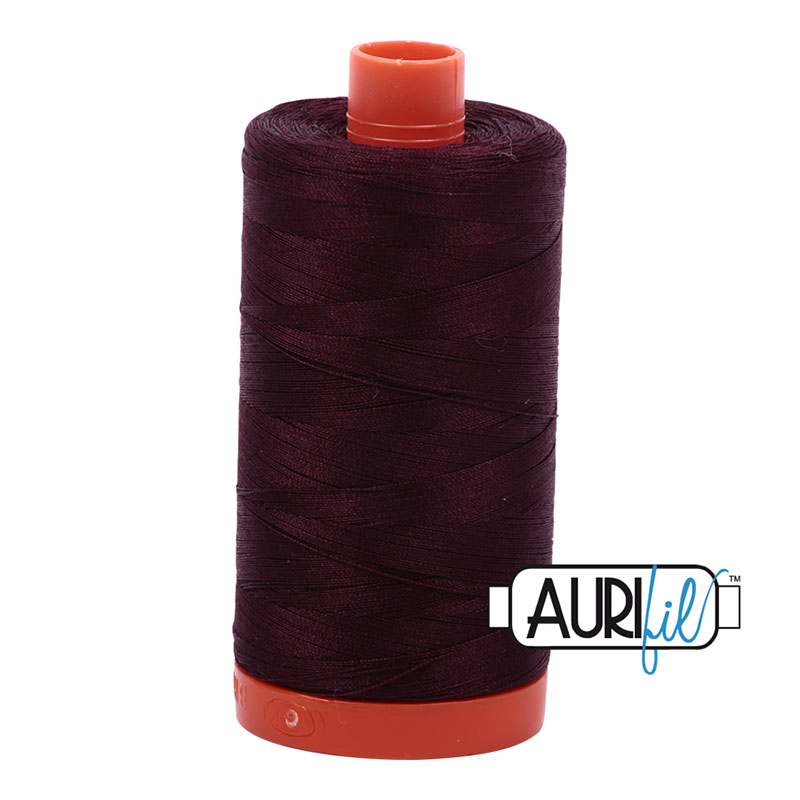 Cotton Mako Thread 50wt 1300m 2465