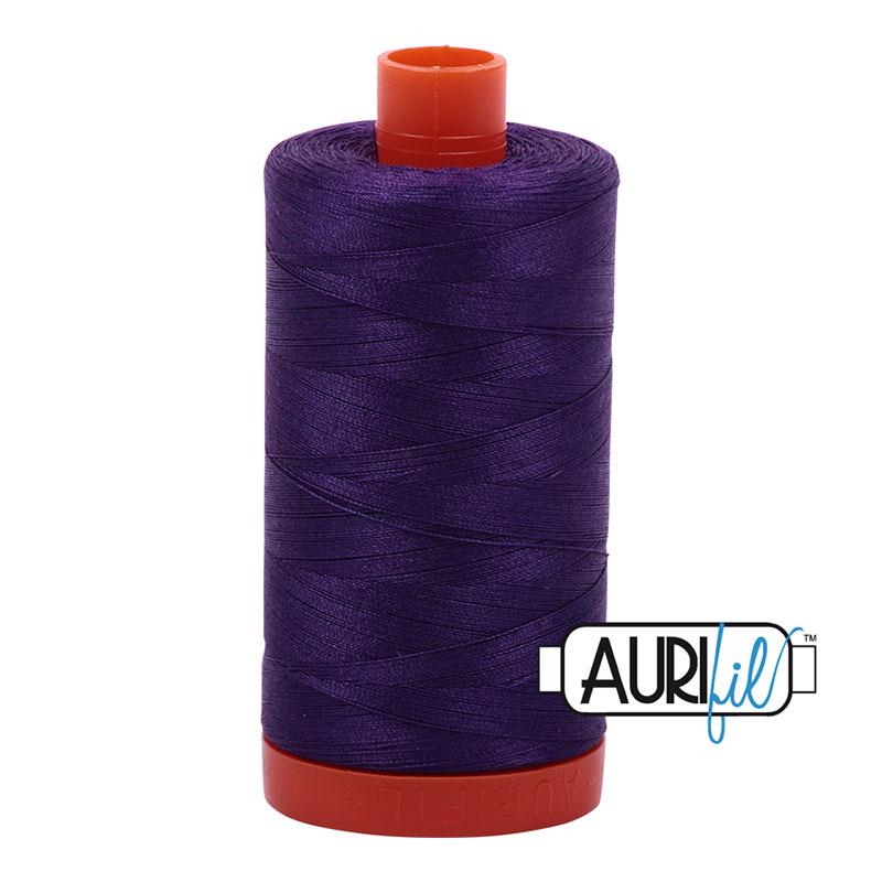 Aurifil - Cotton Mako - 50wt 1300m - Medium Purple 2545