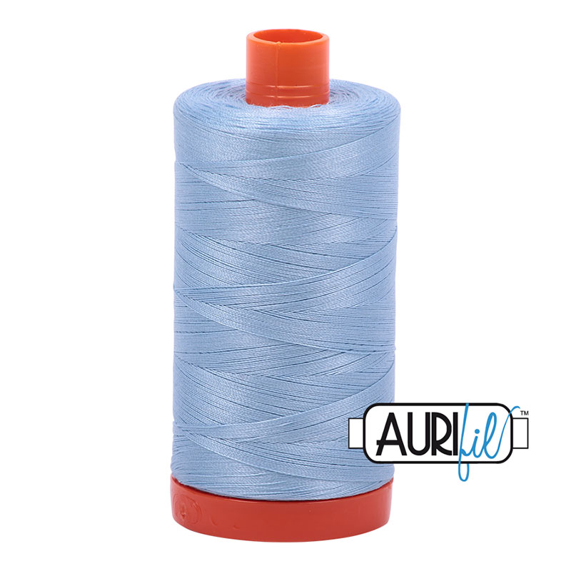Aurifil Robins Egg Cotton Thread - 2715