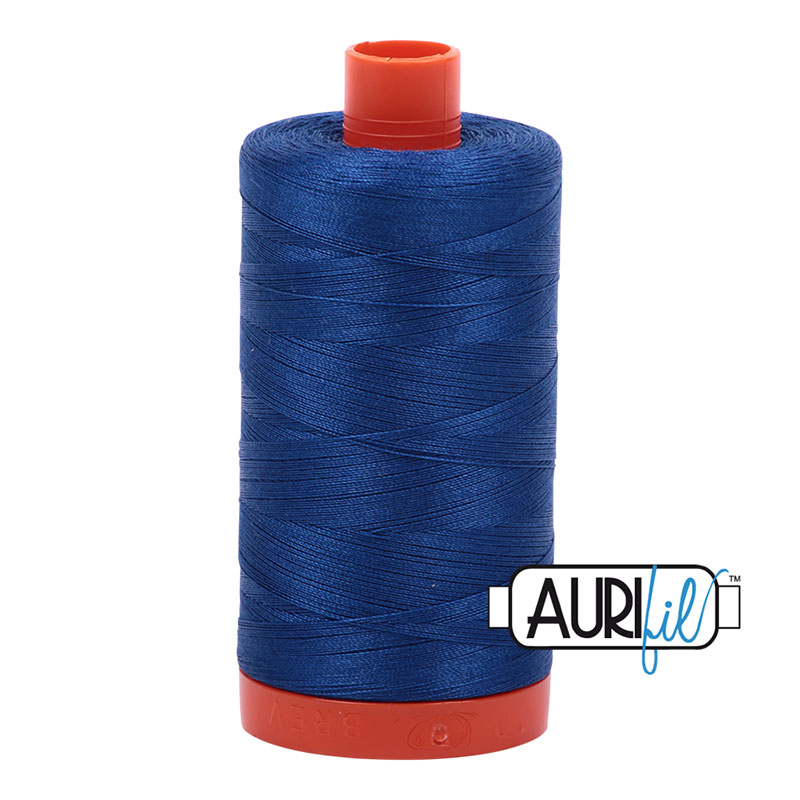 Aurifil Cotton Mako 2740 Thread 50wt 1300m