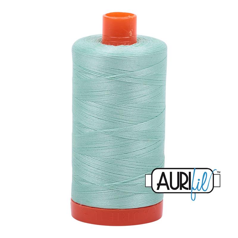 Aurifil - Cotton Mako - 50wt 1300m - Mint 2830
