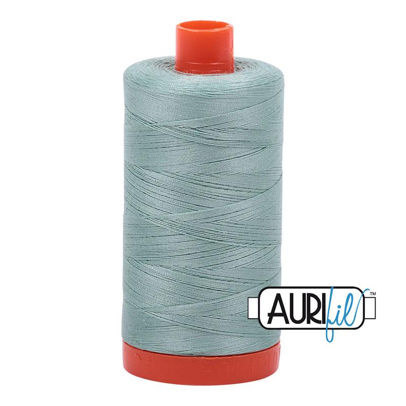 Aurifil 2845  Cotton Mako Thread 50wt 1300m