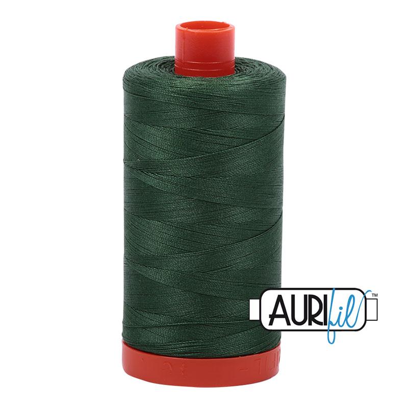 Aurifil Pine Cotton Thread - 2892