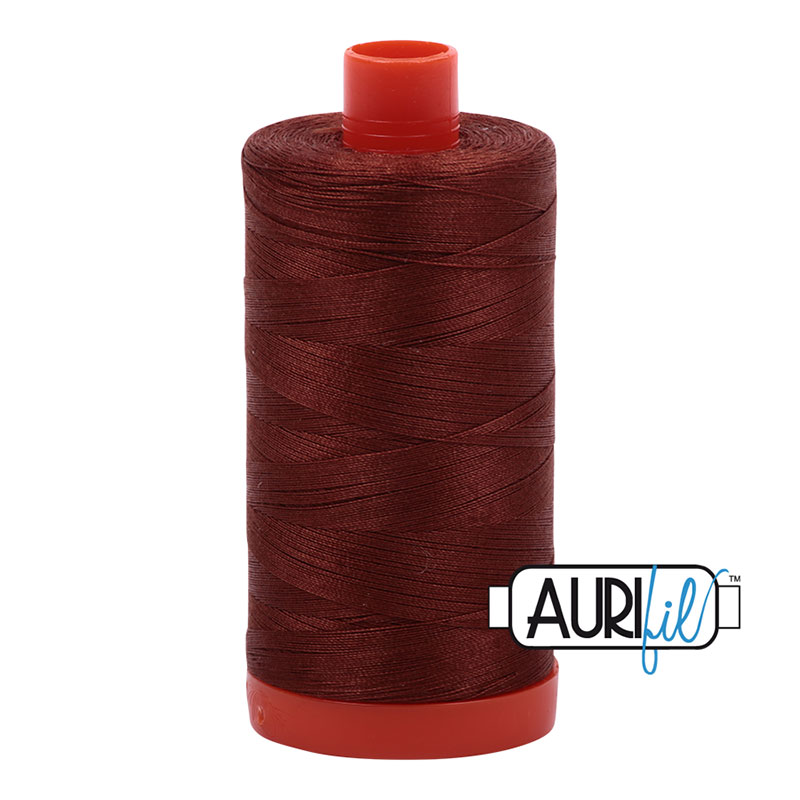 *Cotton Mako Thread 50wt 1300m 4012