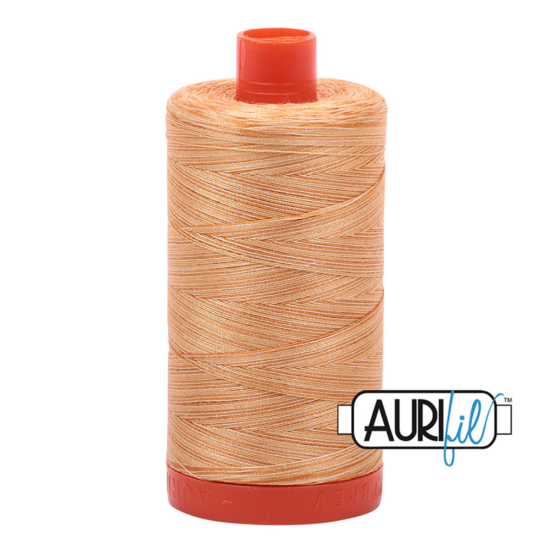 Crème Brule Mako Cotton Thread 50wt