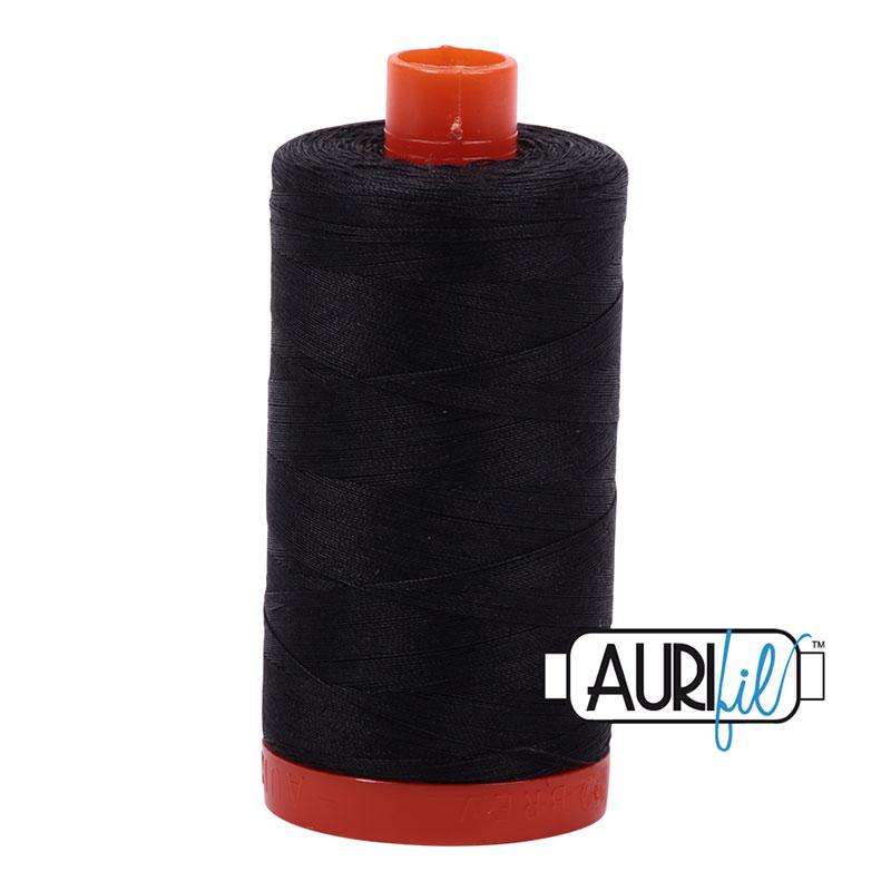 Aurifil Cotton Thread Dark Gray 4241
