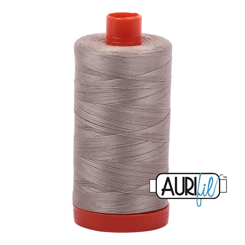 Aurifil - 5011 Rope Beige