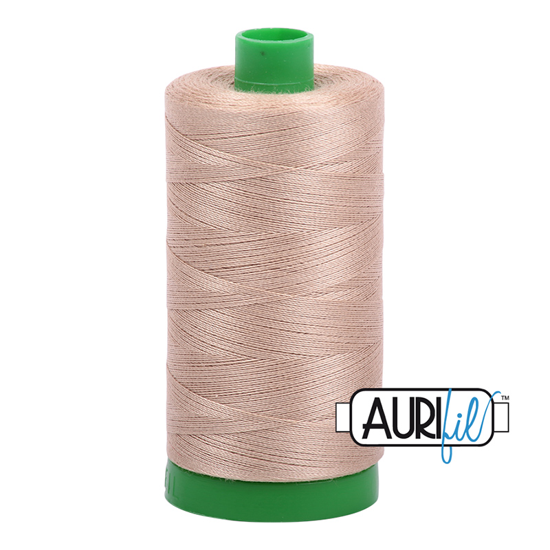 Cotton Mako Thread 40wt 1000m 2326