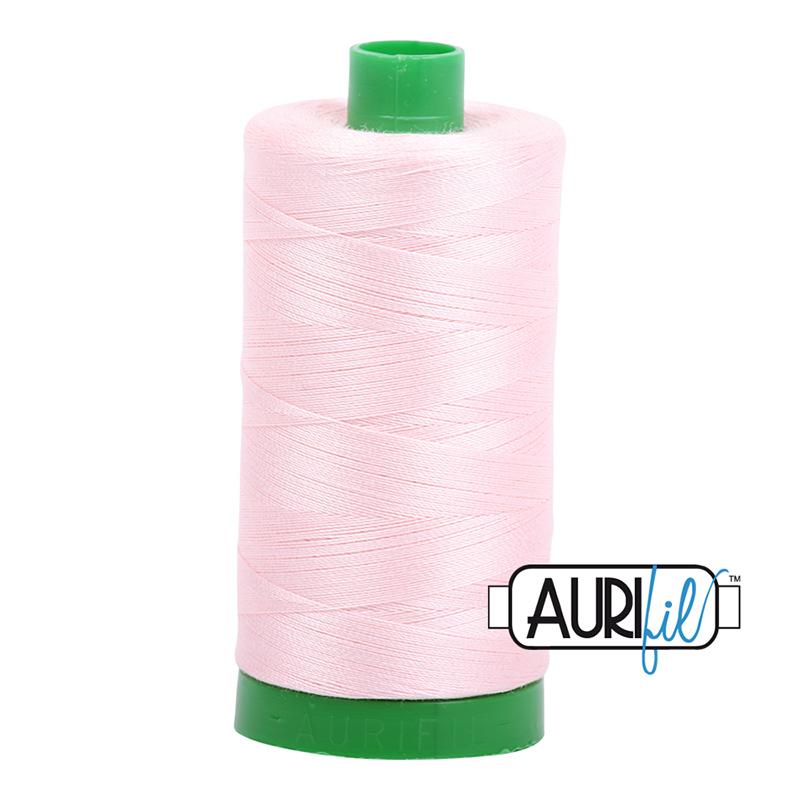 Aurifil 50wt #2410 Pale Pink