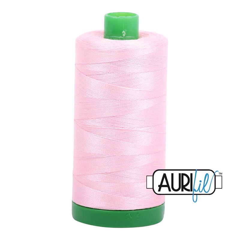 Aurifil Cotton Mako Thread 40wt 1000m