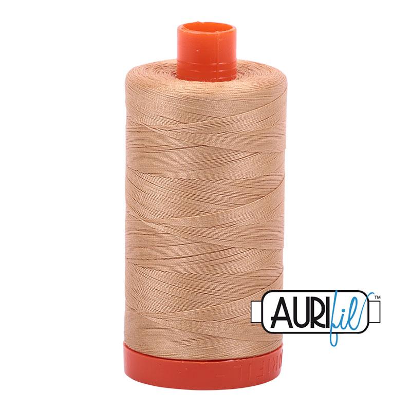 Aurifil 2318 Large Spool Thread 50wt 1300m Cashemire
