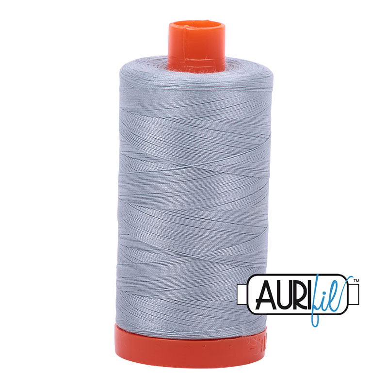 Cotton Mako Thread 50wt 1300m Arctic Sky