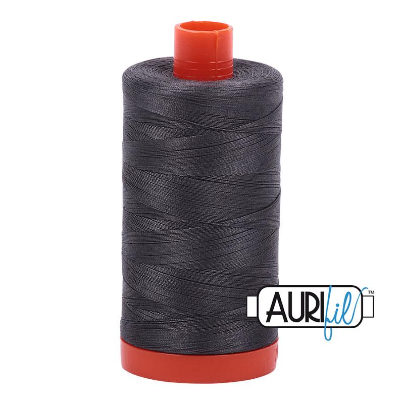 Aurifil - 2630 Dark Pewter