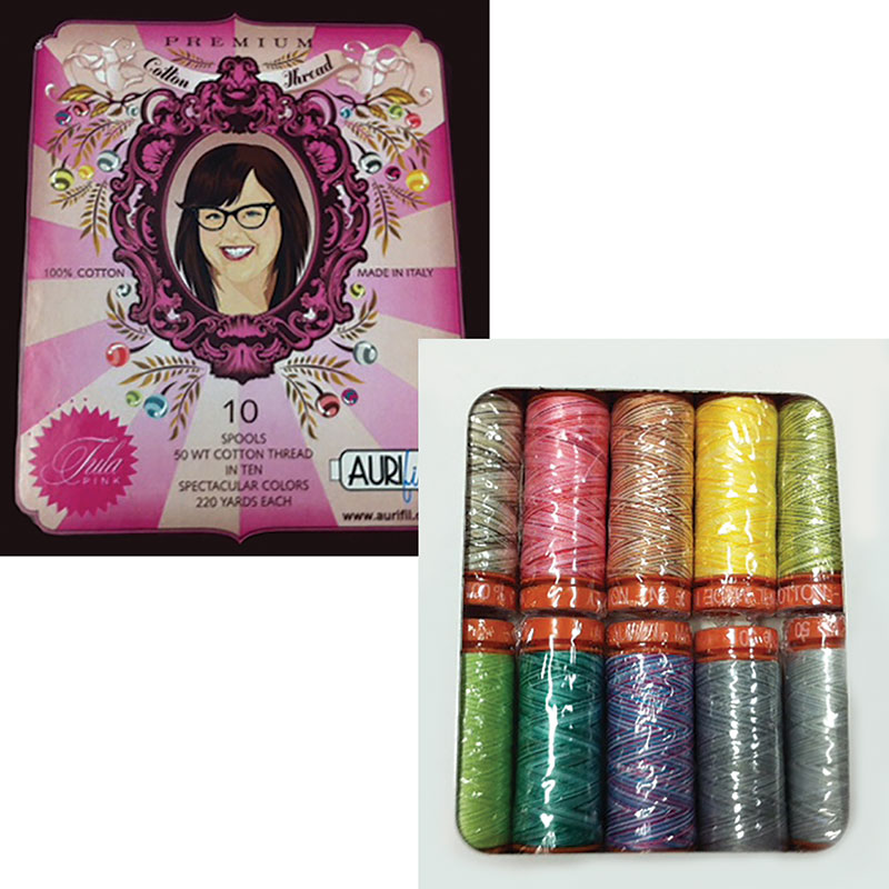 Premium Coll By Tula Pink 50wt