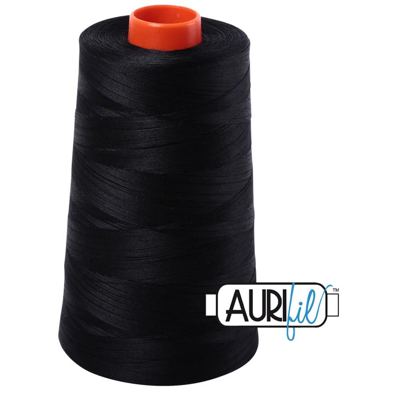 Long Arm Cotton 50wt 5900mt - Black
