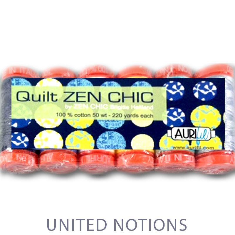 Quilt Zen Chic Brigitte Heitlan