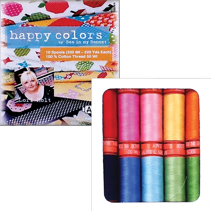 Happy Color by Lori Holt